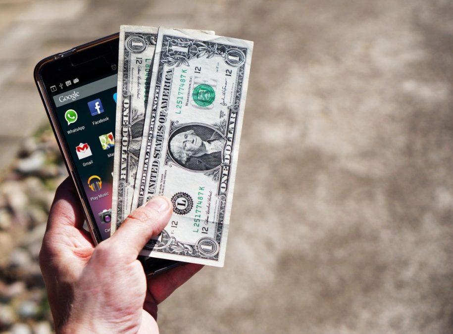 ganar dinero con una app