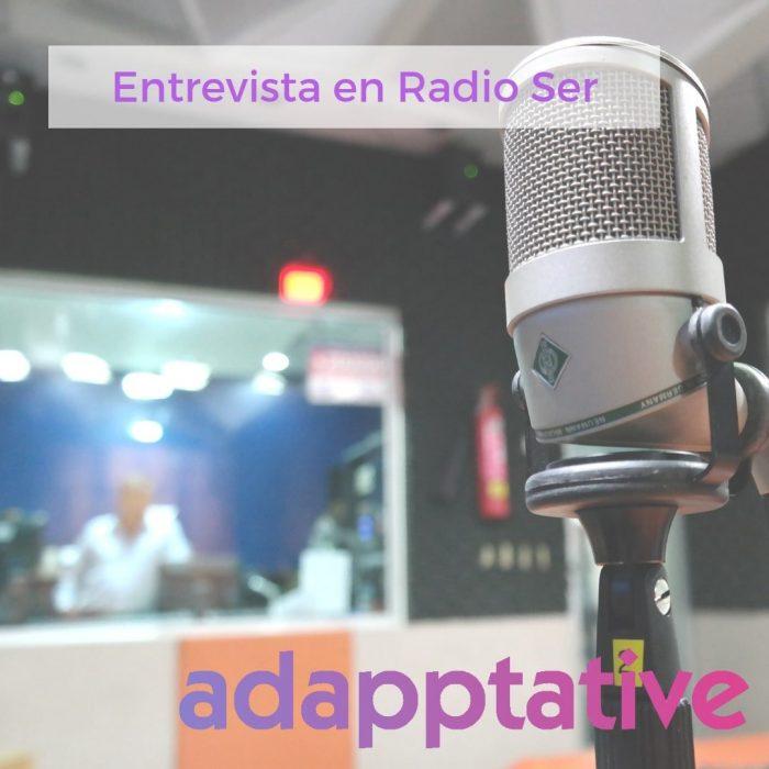 Entrevista en Radio Ser